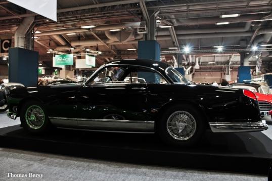 Rétromobile 2016 - Artcurial (Vendue 500.640 €)