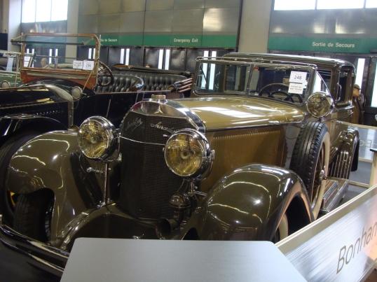 Rétromobile 2010 - Bonhams (Vendue 398.000 €)