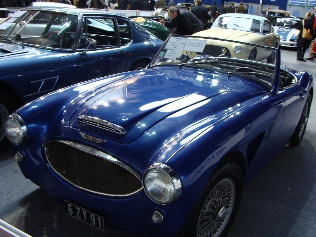 Rétromobile 2012 - Artcurial (Vendue 42.889 €)
