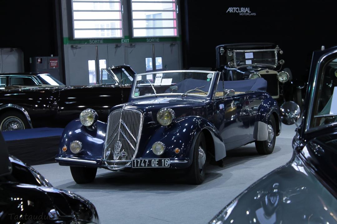Rétromobile 2013 - Artcurial (Vendue 190.618 €)
