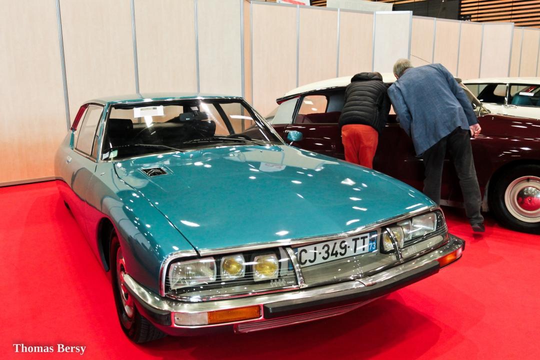 Epoqu'Auto 2015 - Vente Osenat (Vendue 21.000 €)