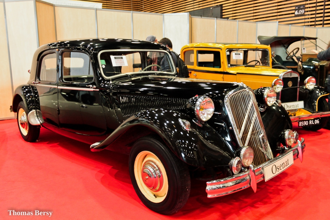 Epoqu'Auto 2015 - Vente Osenat (Vendue 25.200 €)