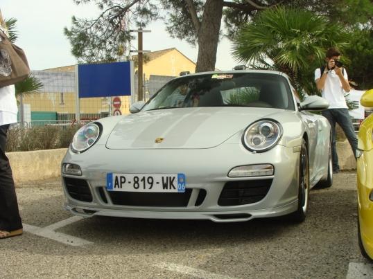 Paradis Porsche 2012
