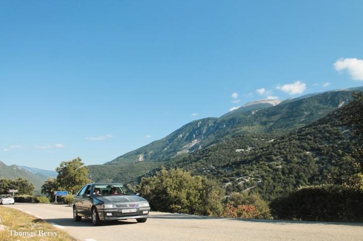 Sortie du club Peugeot 104 en 2014
