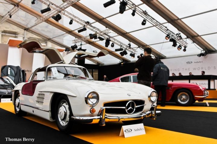 Vente RM Auctions Paris 2016 - Vendue 1.176.000 €