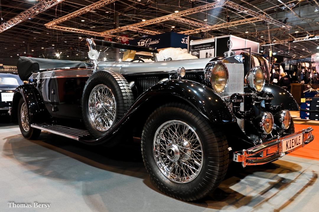 Rétromobile 2016