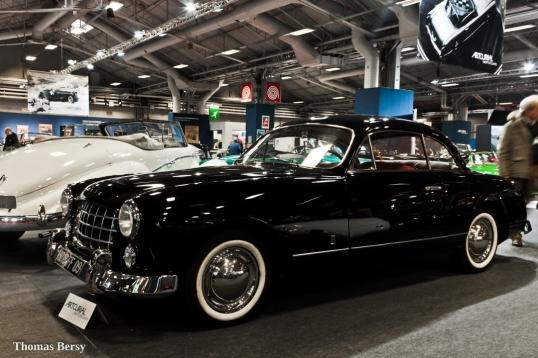Rétromobile 2016 - Artcurial (Vendue 49.945 €)