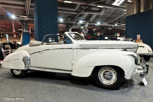Rétromobile 2016 - Artcurial (Vendue 162.400 €)