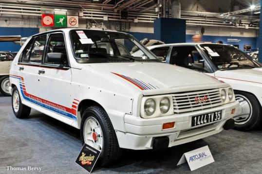Rétromobile 2016 - Artcurial (Vendue 38.144 €)