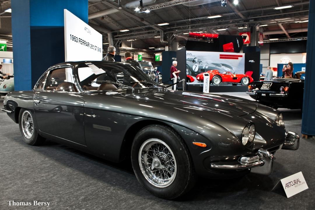 Rétromobile 2016 - Artcurial (Restée invendue)