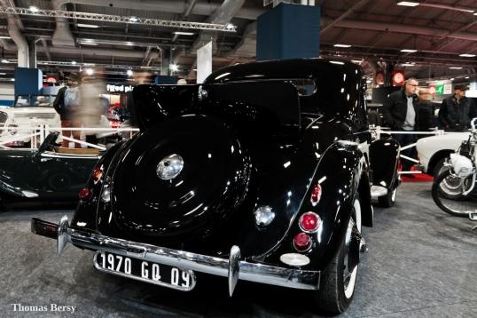 Rétromobile 2016 - Artcurial (Vendue 107.280 €)