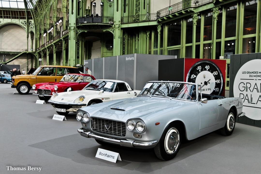 Vente Bonhams Paris 2016 (Vendue 195.500 €)