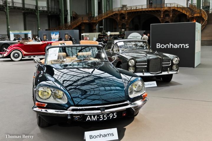Vente Bonhams Paris 2016 (Vendue 264.500 €)