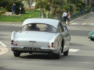 Monaco Motor Legend 2012