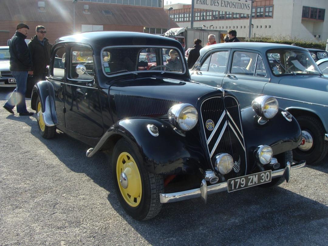 Nîmes Auto Rétro 2013