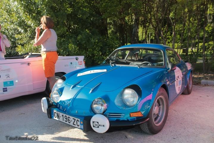 Rallye des Princesses 2013