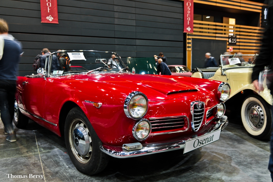 Epoqu'Auto 2016 - Vente Osenat (Vendue 66.000 €)