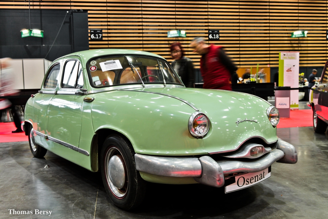 Epoqu'Auto 2016 - Vente Osenat (Vendue 8.400 €)