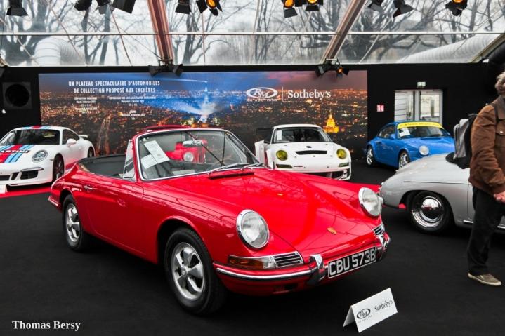 Vente RM Auctions Paris 2017 - Vendue 649.600 €