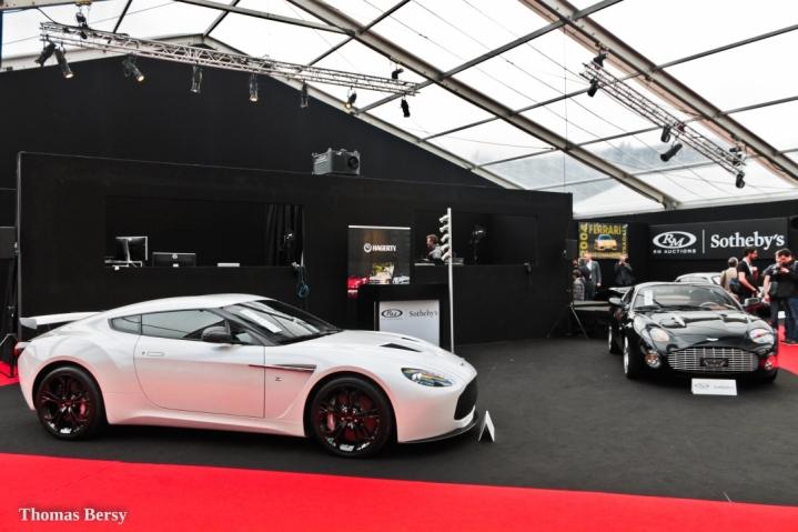 Vente RM Auctions Paris 2017 - Vendue 750.400 €